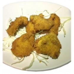 6 Bocconcini di pollo fritto
