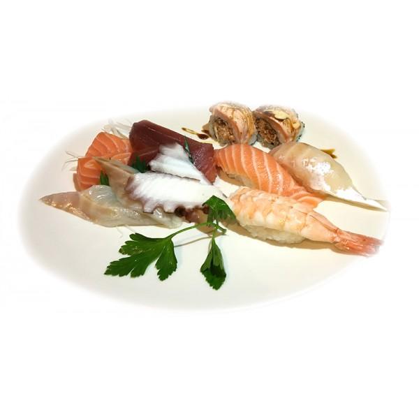 B3 Misto Sushi Sashimi